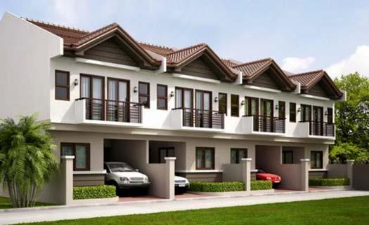 Таунхаус - идеальный симбиоз квартиры и окружающей природы