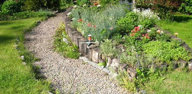 Дорожки в саду  saitprodachuru