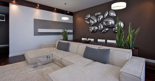 Дизайн квартир модерн