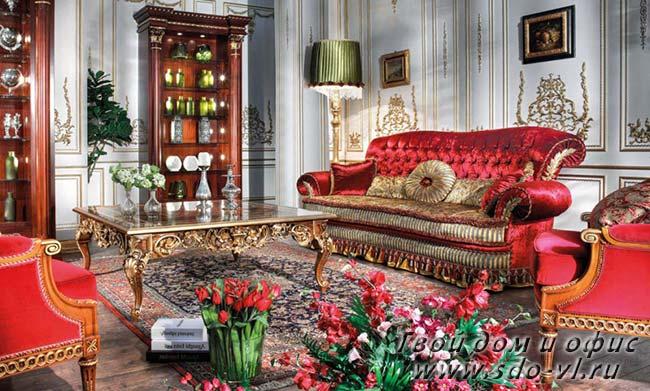 Венецианский стиль в дизайне интерьера